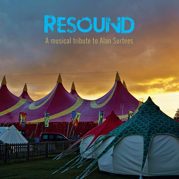 Resound CD Cover Artwork
